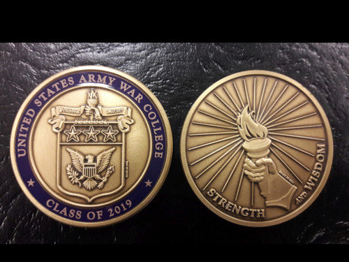 Class of 2019 Coin