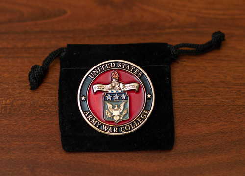 United States Army War College International Fellows Badge