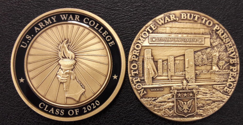 Class of 2020 Coin