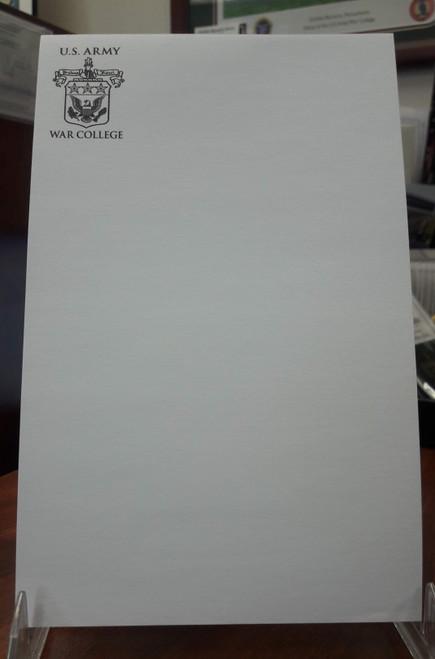 USAWC Notepad