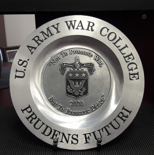 Class of 2020 Pewter Plate