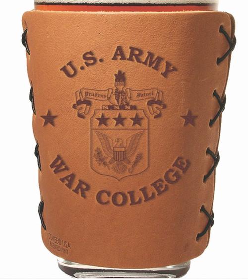 USAWC Leather Pint Sleeve