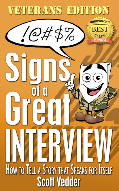Signs of a Great Interview: Veterans Edition