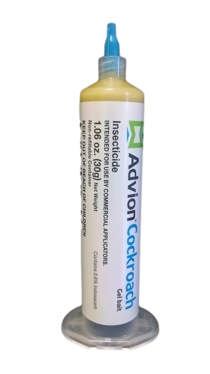 Advion Cockroach Bait Gel Tube