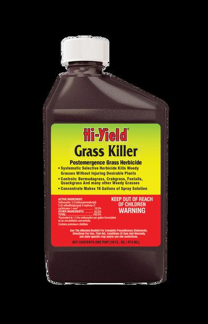 Hi-Yield Grass Killer Postemergence Grass Herbicide 16 ounce