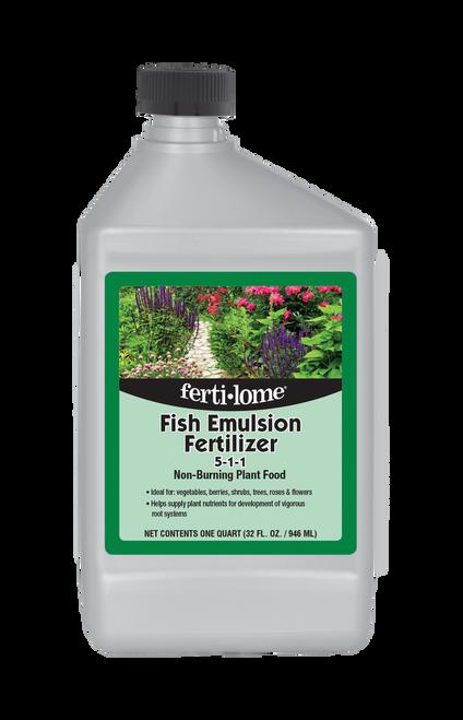 Fish Emulsion Fertilizer 5-1-1 (32 oz)