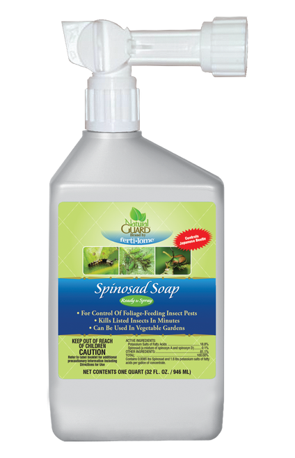 Spinosad Soap RTS (32 oz)