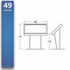 Baseline Kiosk - Angle Back