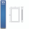 Baseline Wall - Surface Mount Outdoor