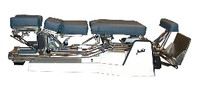 New Zenith 220 Hylo Chiropractic Table (High Low)