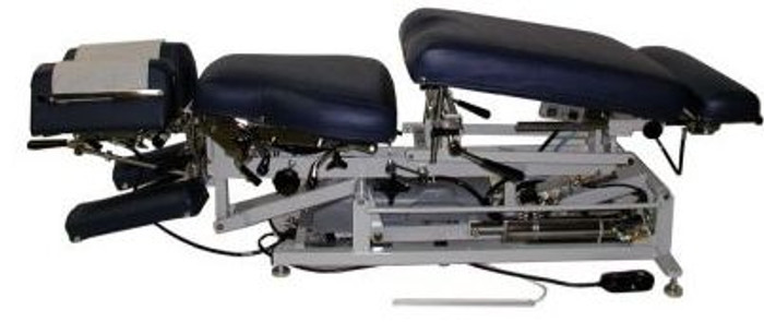 New Lloyd 409 Elevation Chiropractic Table