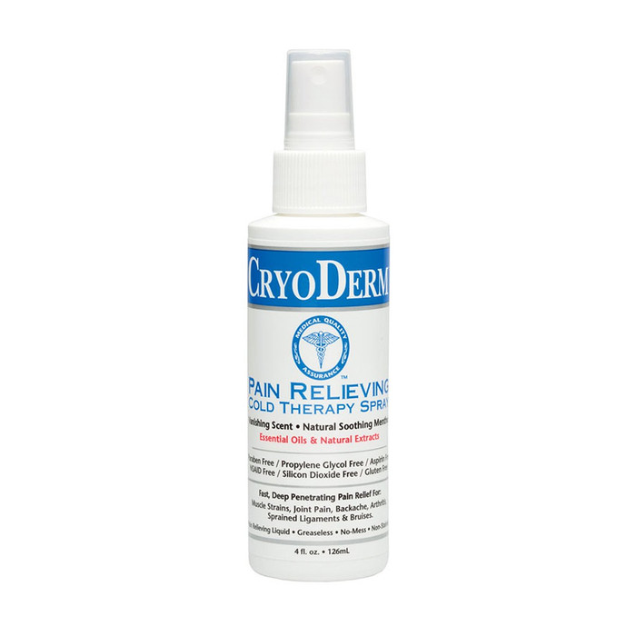 CRYODERM, 4-OZ. SPRAY