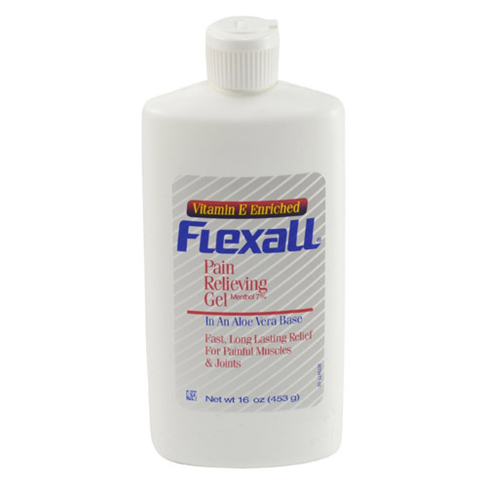 FLEXALL 454 REGULAR PAIN RELIEVING GEL PINT