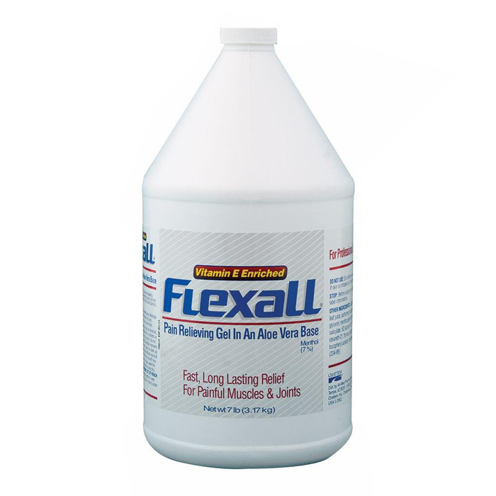FLEXALL 454 REGULAR PAIN RELIEVING GEL GALLON