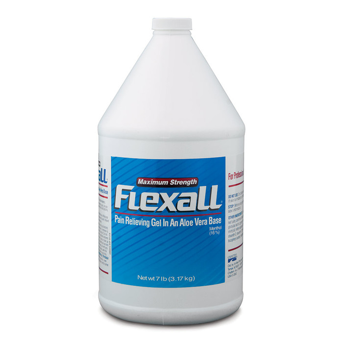 FLEXALL 454 MAXIMUM STRENGTH PAIN RELIEVING GEL GALLON