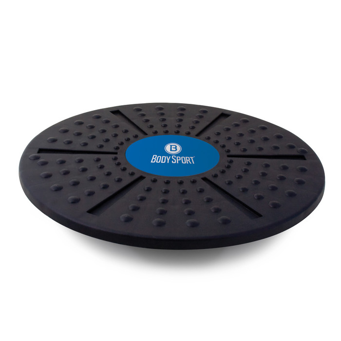 "BODY SPORT WOBBLE BOARD, 16"" DIAMETER, 300 LB WEIGHT CAPACITY"