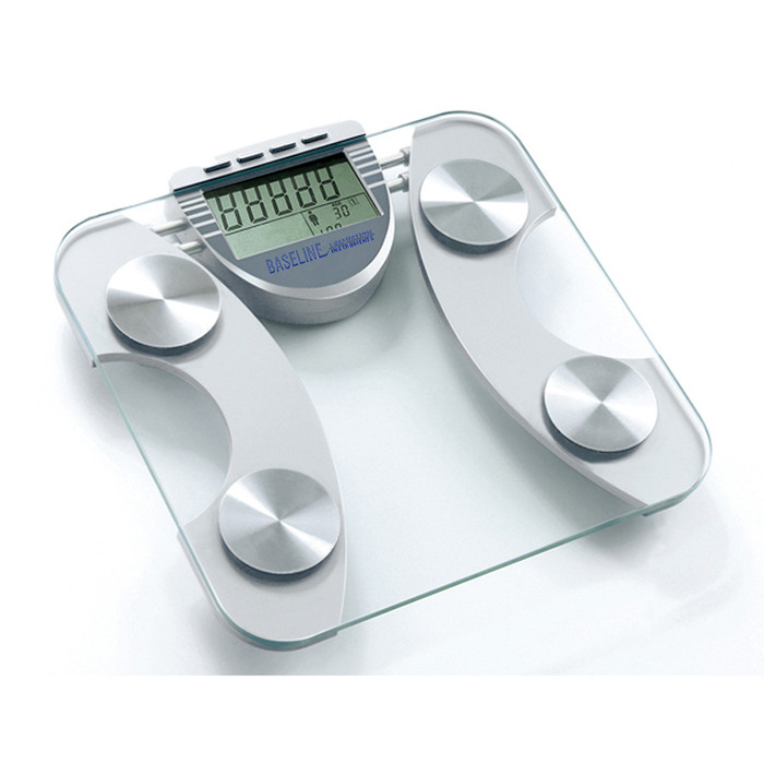 BASELINE BODY FAT & HYDRATION PERCENT MONITOR SCALE