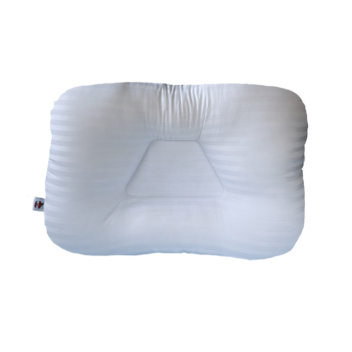 "TRI-CORE FIBER PILLOW, SOFT, 24"" X 16"""