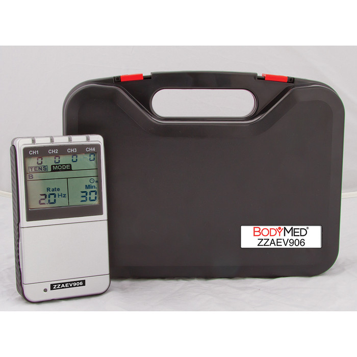 BODYMED DIGITAL 4 CHANNEL DIGITAL TENS/EMS UNIT