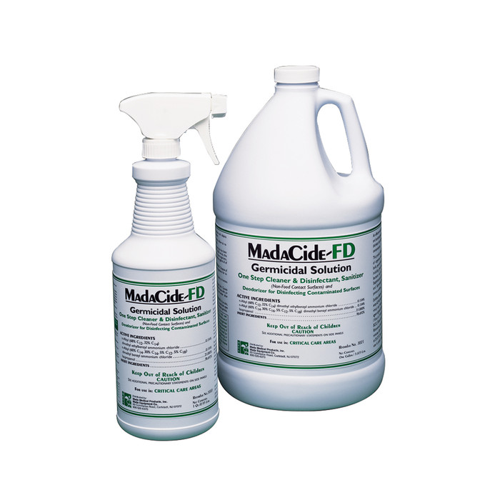 MADACIDE-FD GERMICIDAL SOLUTION 32 OZ