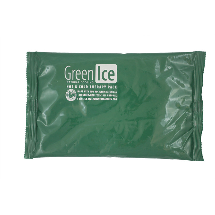 """GREENICE COLD & HOT THERAPY PACK, 6"""" X 10"""""""