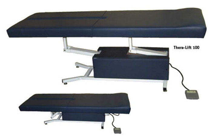 New MT Tables - Thera Lift 100 Table