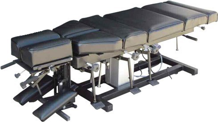 New MT Tables - BIO 100 Chiropractic Table