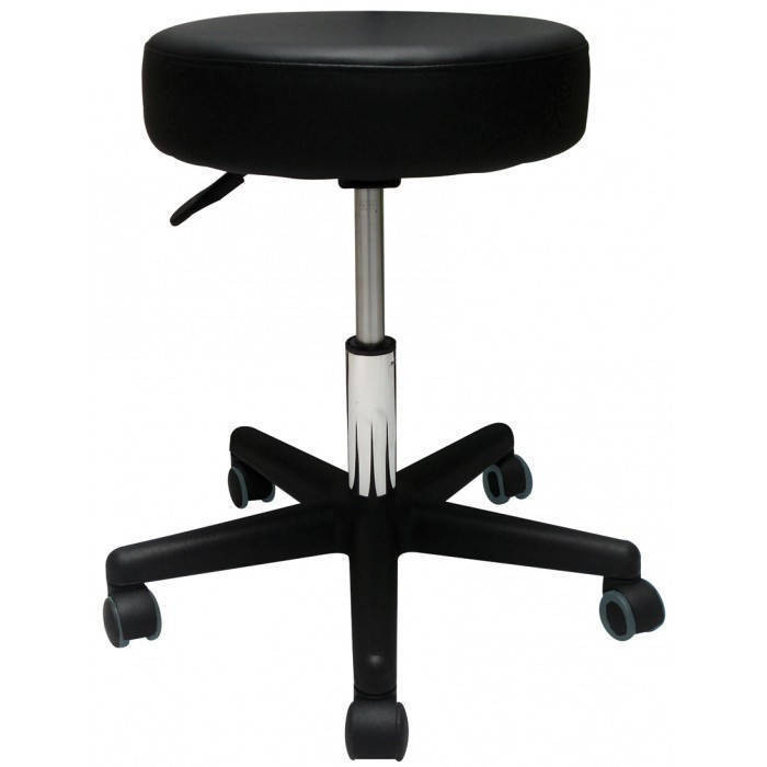 Pneumatic Stool - BLACK ONLY