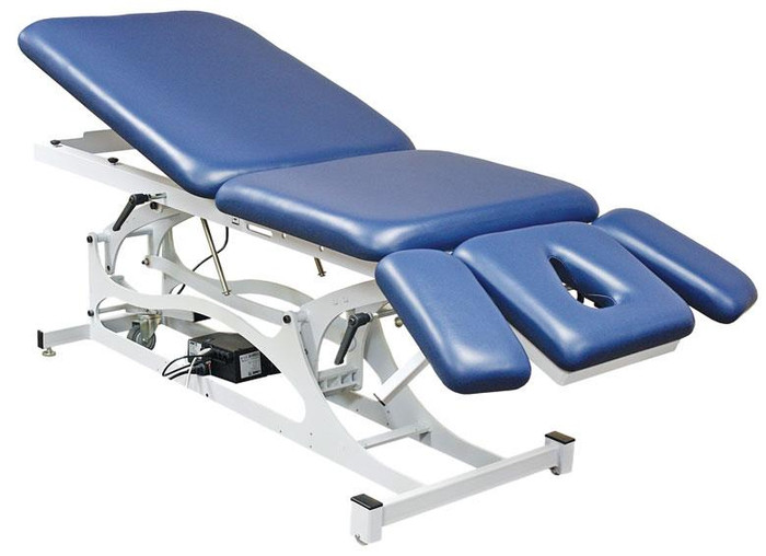 New Pivotal Health Thera-P Five Section Table