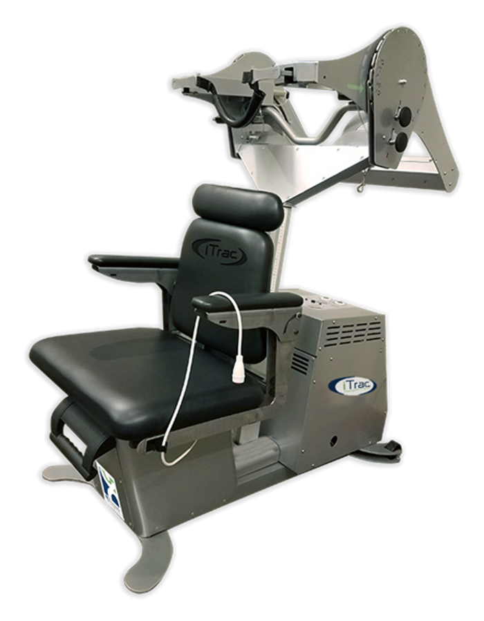 New Pivotal Health iTrac Cervical Curve Remodeling System