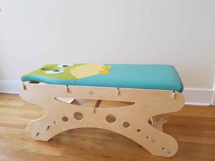 Owl Pediatric Table