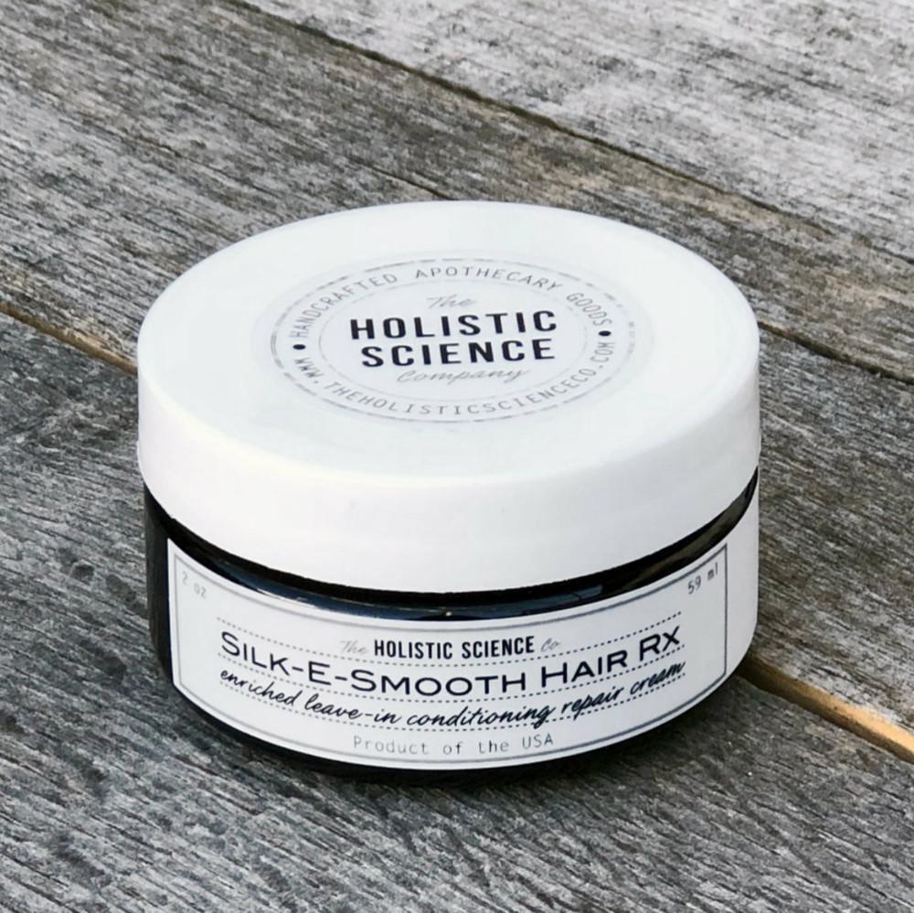 Silk-E-Smooth Leave-in Hair Rx, 2oz