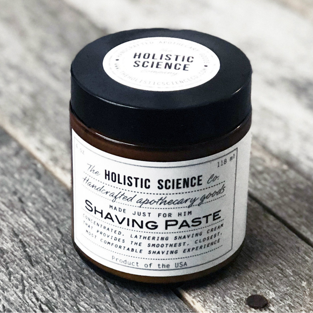 Made Just For Him, Shaving Paste 4oz