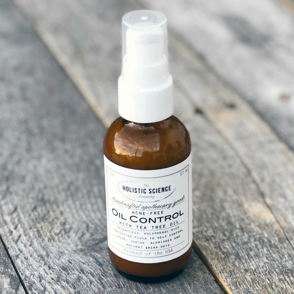 Acne-Free Oil Control Fluid, 2oz