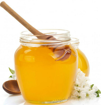 Creamy Lathering Sugar Scrub: Honey