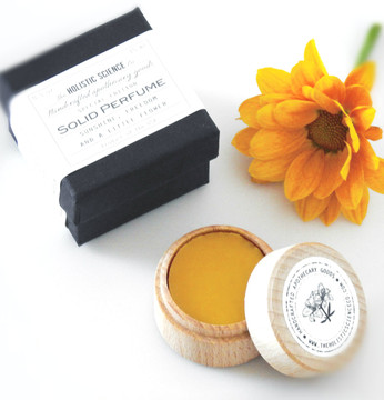 Sunshine, Freedom and a Little Flower - Solid Perfume