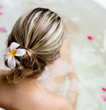 Coconut Creme Bath