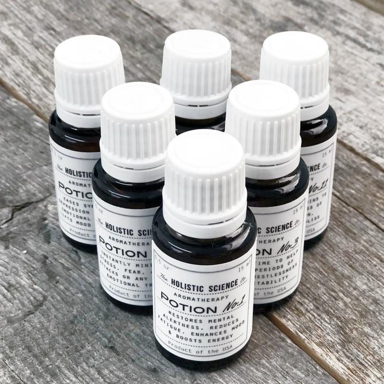 Aromatherapy Potion #9 (Nausea)