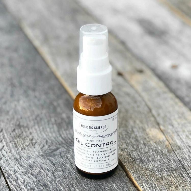 Acne-Free Oil Control Fluid, 1oz