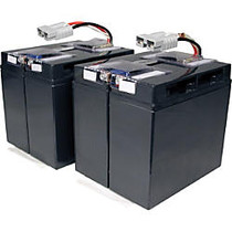 Tripp Lite UPS Replacement Battery Cartridge Kit for select APC UPS Systems 2 sets of 2