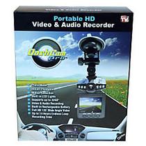 DashCam Pro™ 32GB HD Digital Automotive Dashboard Camcorder, Black