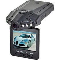 Xtreme Cables Digital Camcorder - 2.4 inch; LCD - HD - Black
