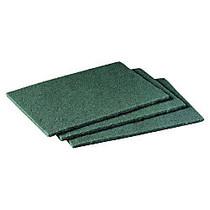 Scotch-Brite™ Scrubbing Pads, Green, Box Of 20