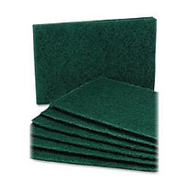 Scouring Pads, Pack Of 10 (AbilityOne 7920-00-753-5242)