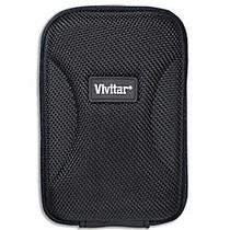 Vivitar; Small Hard Shell Digital Camera Case, Black