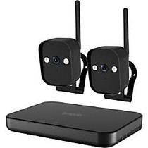 Zmodo 720p HD Smart Wireless Home Kit with 2 Outdoor WiFi Cameras and 500GB Hard Drive