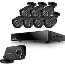 Zmodo 8CH 1080P NVR System with 8 HD Outdoor IP Cameras & 2TB HDD