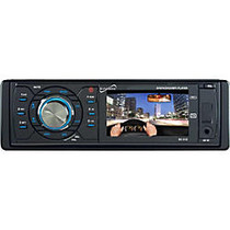 Supersonic SC-312 Car DVD Player - 3 inch; LCD