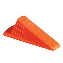 Master Caster; Giant Foot; Door Stop, Orange