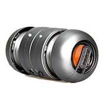 X-mini Max Capsule 2-Piece Stereo Speaker System, Gunmetal